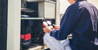 High Velocity HVAC Repairs