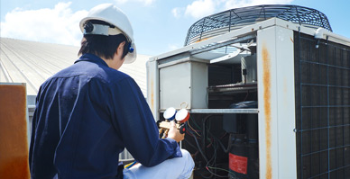 Commercial AC Installations