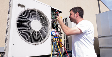 Ductless HVAC Installations