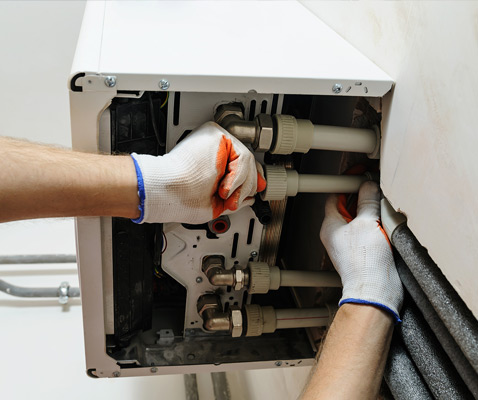 CUSTOMIZABLE HEATING AND COOLING SERVICES